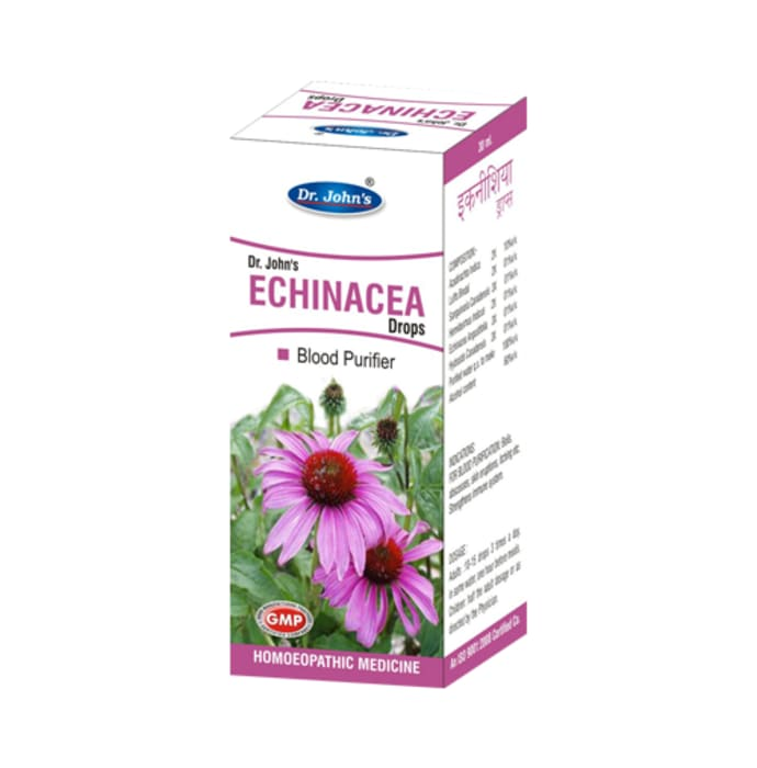 Dr. Johns Echinacea Drop