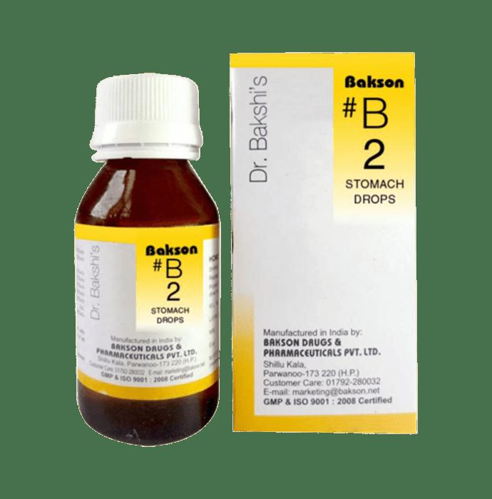 Bakson's B2 Stomach Drop