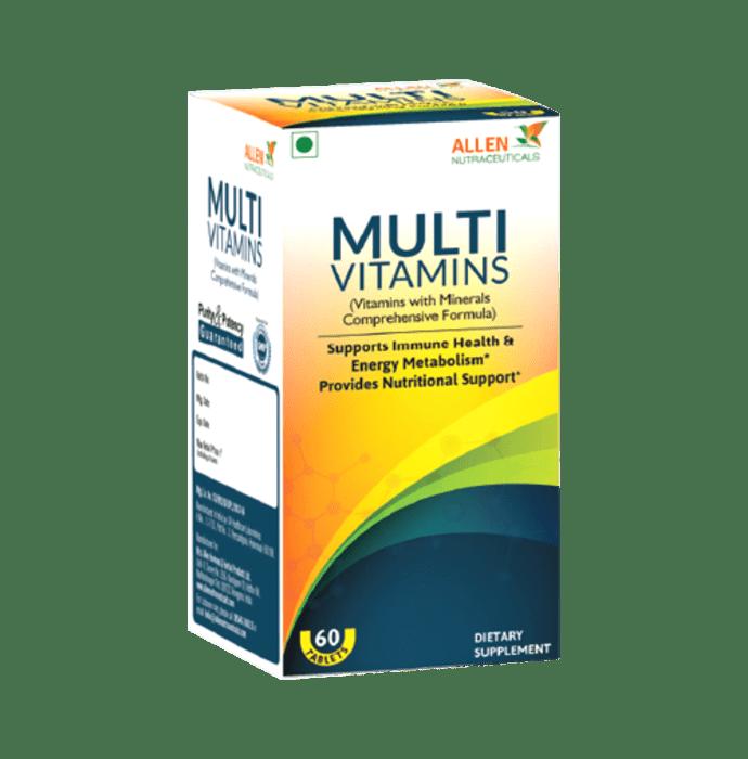 Allen Nutraceutical Multi Vitamin Tablet
