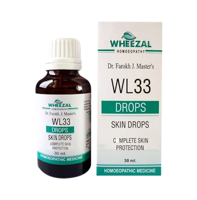 Wheezal WL33 Skin Drop