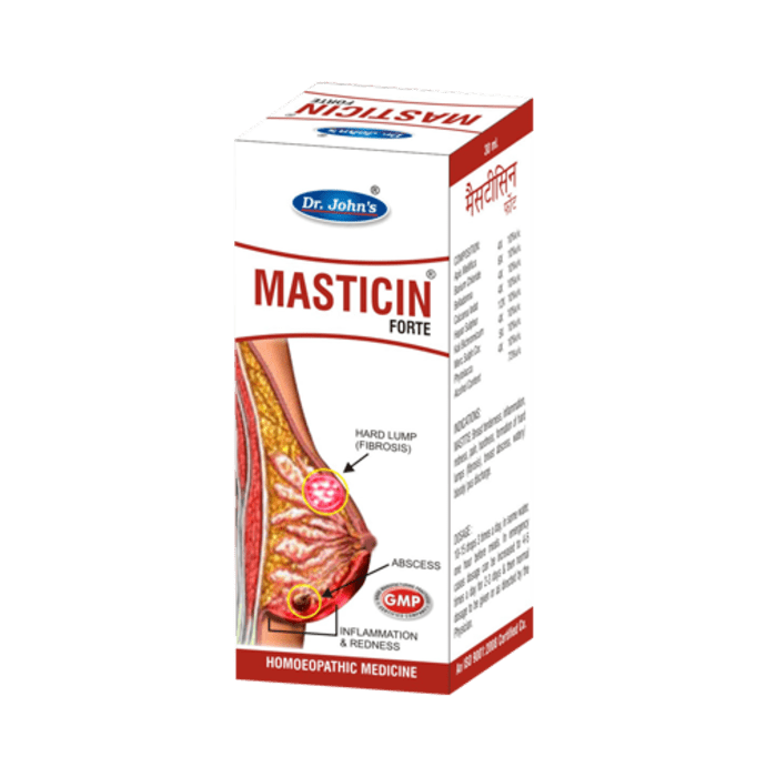 Dr. Johns Masticin Forte Drop