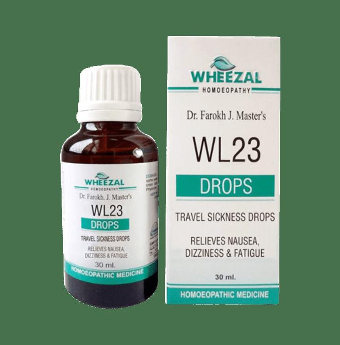 Wheezal WL23 Travel Sickness Drop