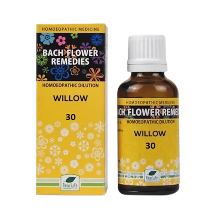 New Life Bach Flower Willow 30