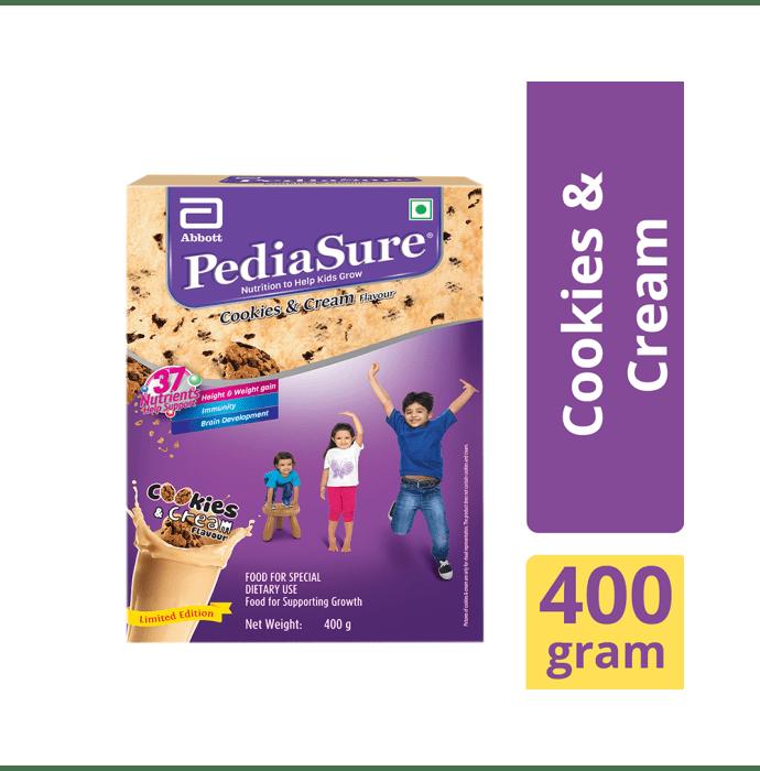 PediaSure Refill Pack Cookies & Cream