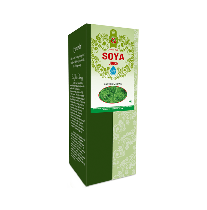 Jeevan Ras Soya Juice