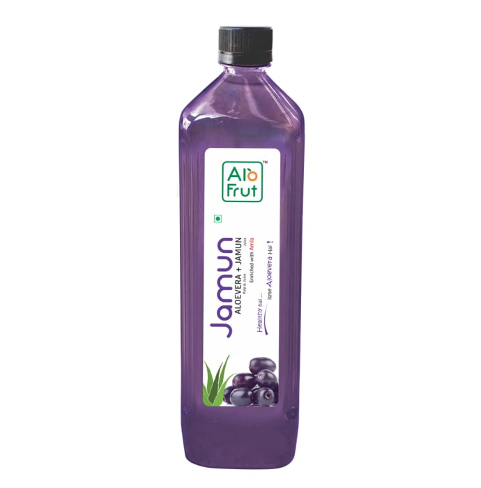 AloFrut Jamun Aloevera Juice Pack of 2