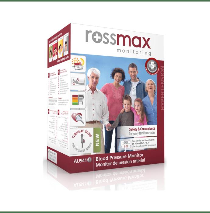 Rossmax AU941F 7/14 Blood Pressure Monitor
