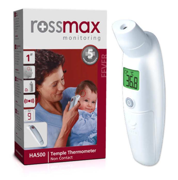 Rossmax HA500 Temple Non Contact Thermometer