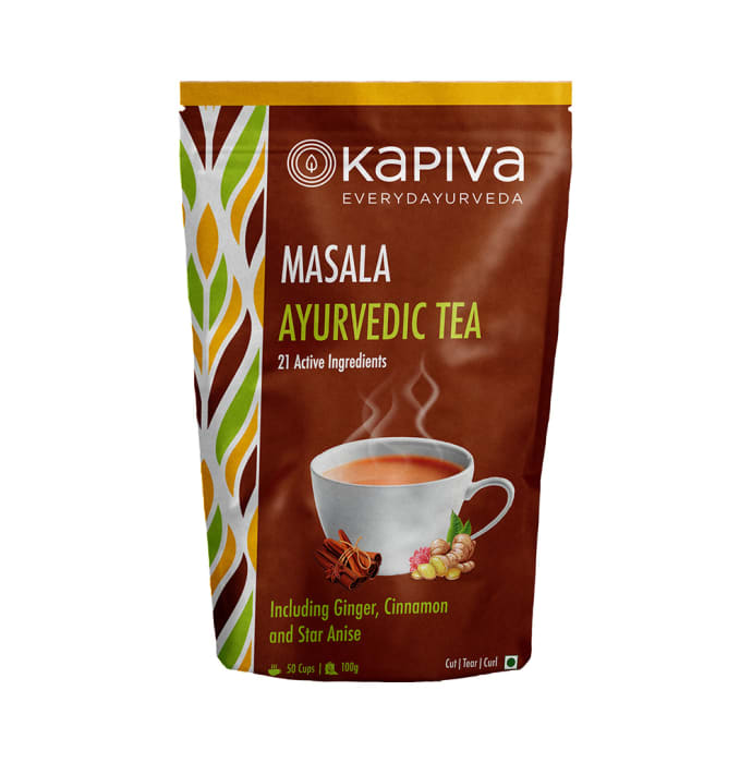 Kapiva Ayurveda Masala Ayurvedic Tea