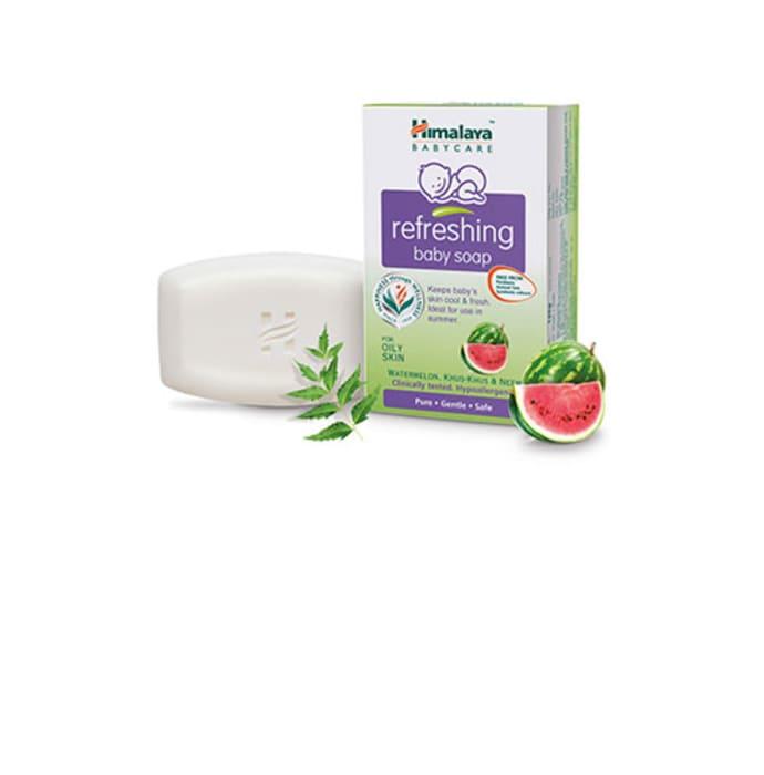 Himalaya Refreshing Baby Soap Pack of 3