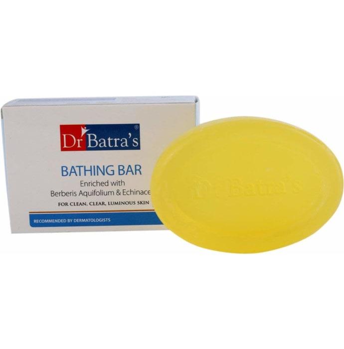 Dr Batra's Bathing Bar Pack of 2