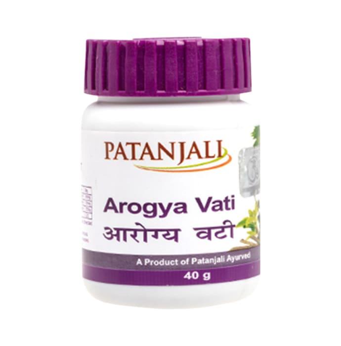Patanjali Ayurveda Arogya Vati Pack of 7