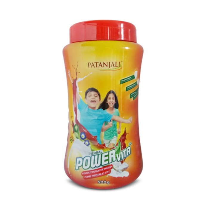 Patanjali Ayurveda Herbal Powervita Powder Pack of 2