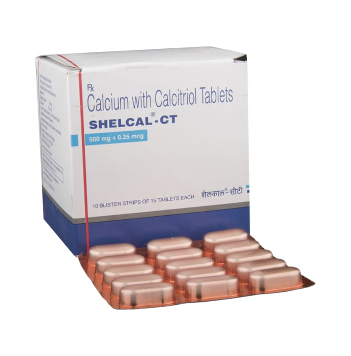Shelcal CT Tablet