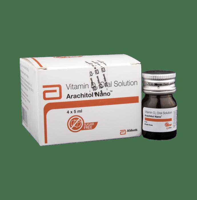 Arachitol Nano Oral Solution 5ml