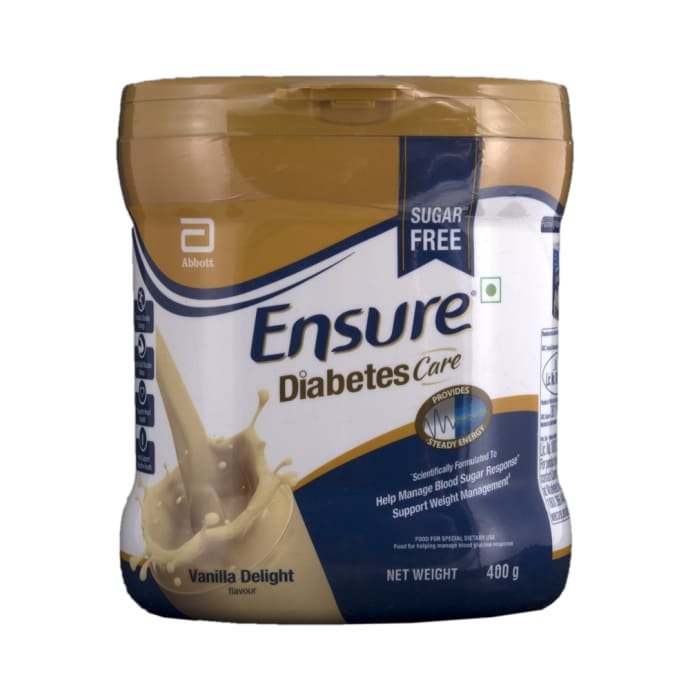 Ensure Diabetes Care Powder Vanilla delight