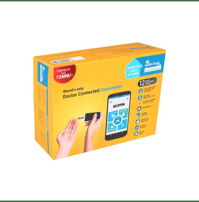Apollo Sugar Diabetes Home Care Premium Kit