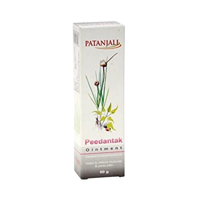 Patanjali Ayurveda Peedantak   Ointment Pack of 6