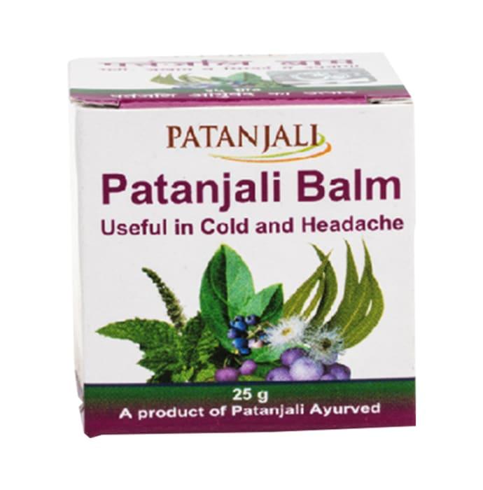 Patanjali Ayurveda Balm Pack of 10