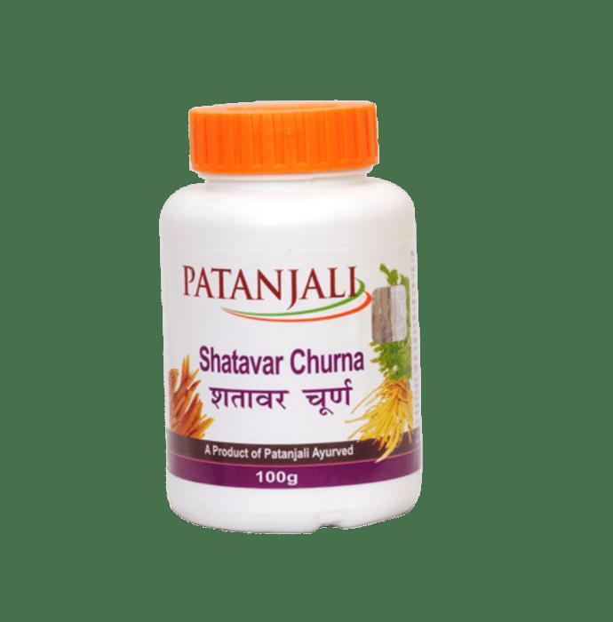 Patanjali Ayurveda Shatavar Churna Pack of 3