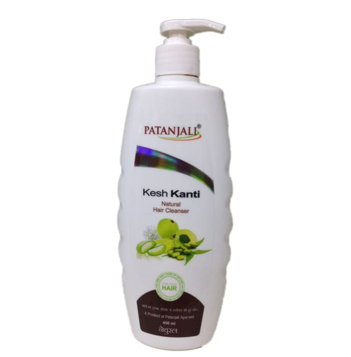 Patanjali Ayurveda Kesh Kanti Natural Hair Cleanser Pack of 2