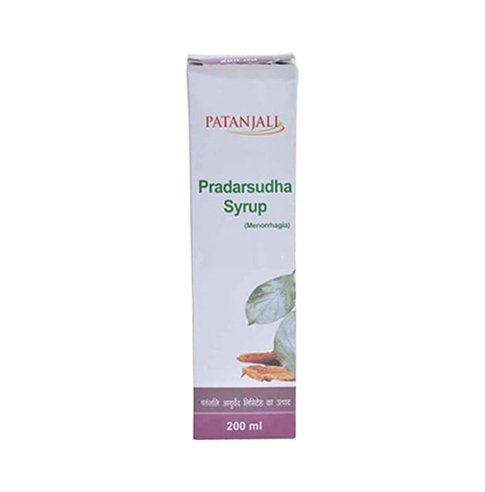 Patanjali Ayurveda Pradarsudha - Leucorrhea Syrup Pack of 5