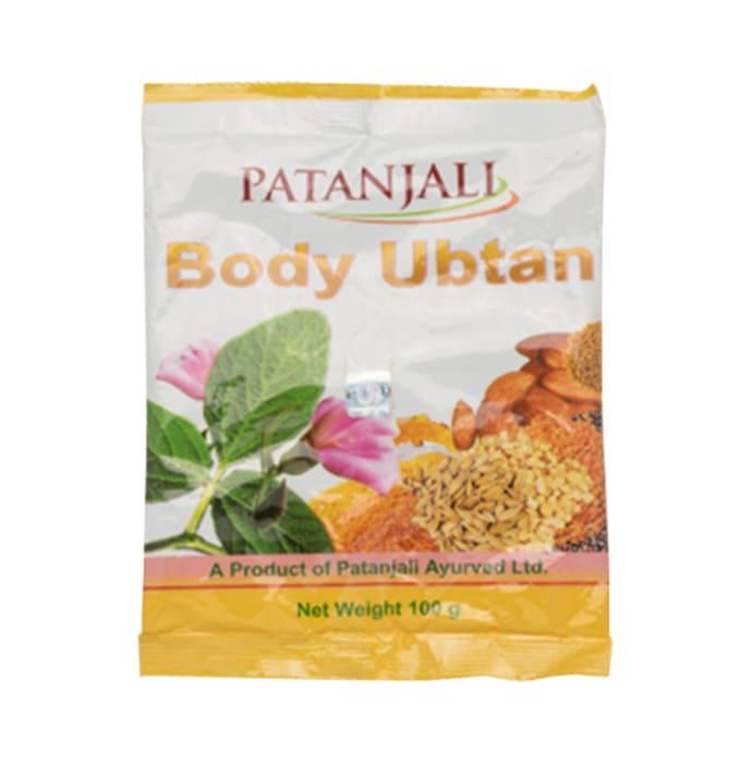 Patanjali Ayurveda Body Ubtan Pack of 7