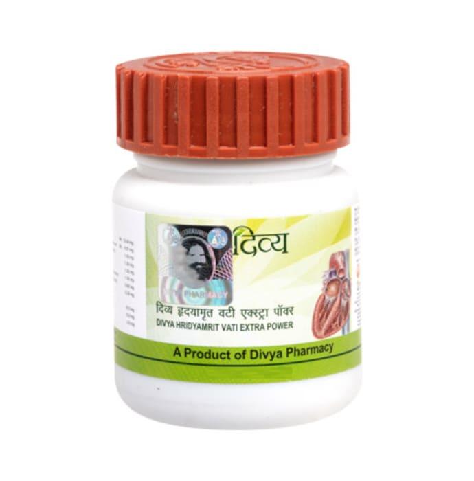 Patanjali Divya Hridyamrit Vati Extra Power Pack of 2