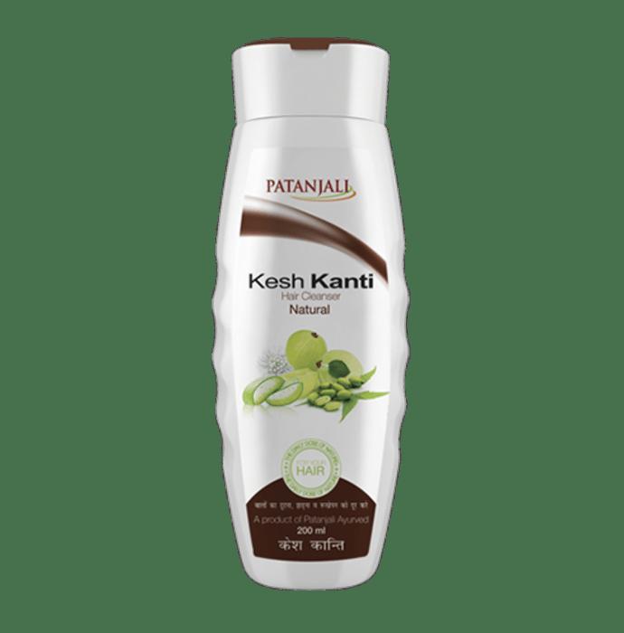 Patanjali Ayurveda Kesh Kanti Natural Hair Cleanser Pack of 5