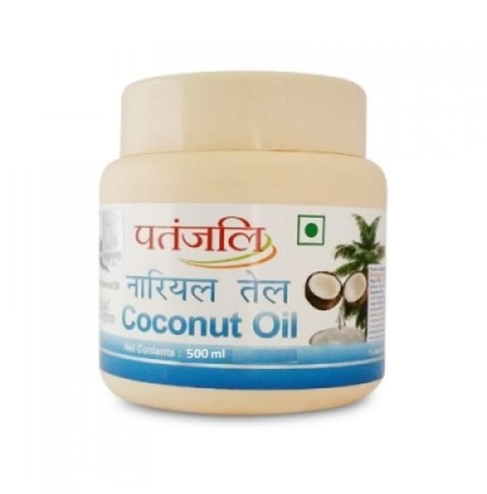 Patanjali Ayurveda Coconut Oil Pack of 3