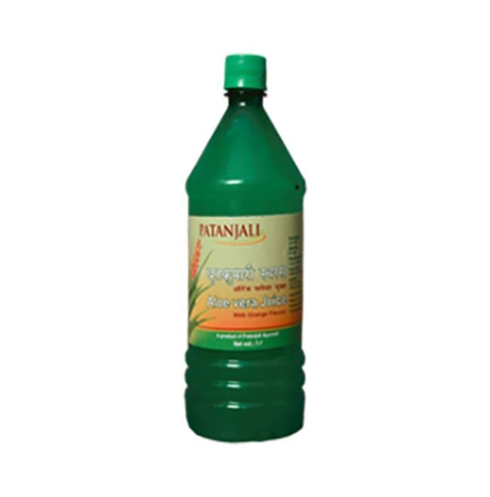 Patanjali Ayurveda Aloe Vera Juice Pack of 2