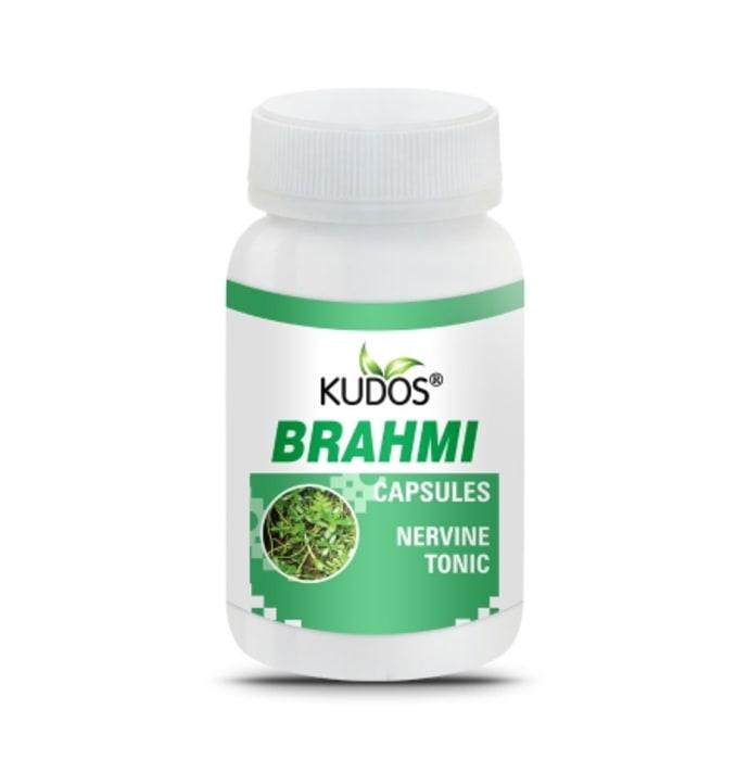 Kudos Brahmi Capsule
