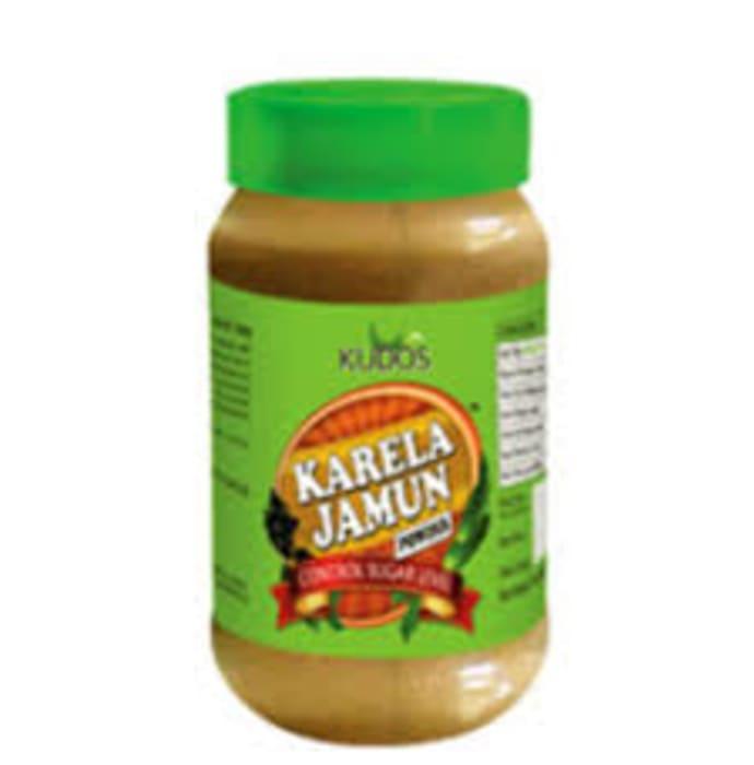 Kudos Karela Jamun Powder