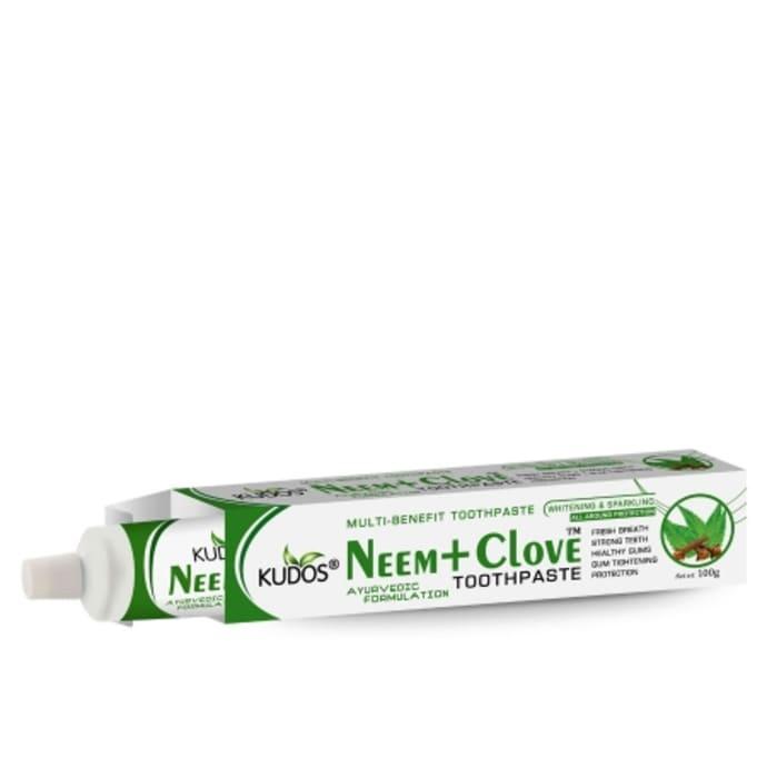 Kudos Neem Clove Toothpaste