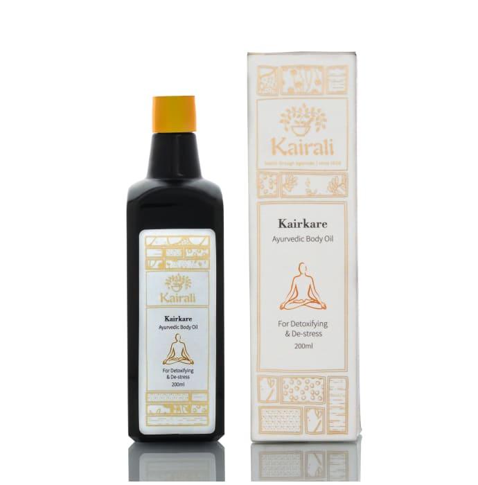Kairali Kairkare Body Massage Oil