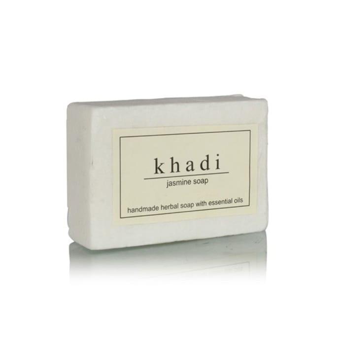 Khadi Herbal Jasmine Soap Pack of 2