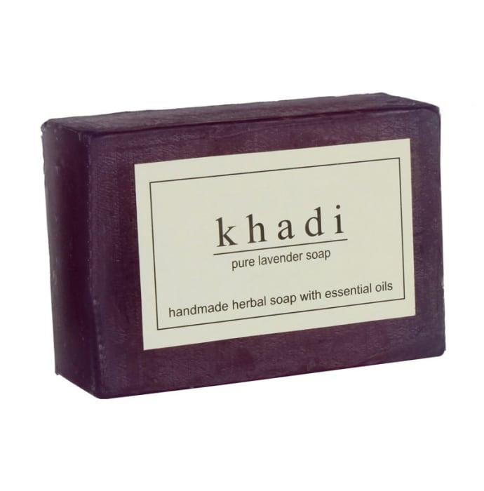 Khadi Herbal Lavender Soap Pack of 2