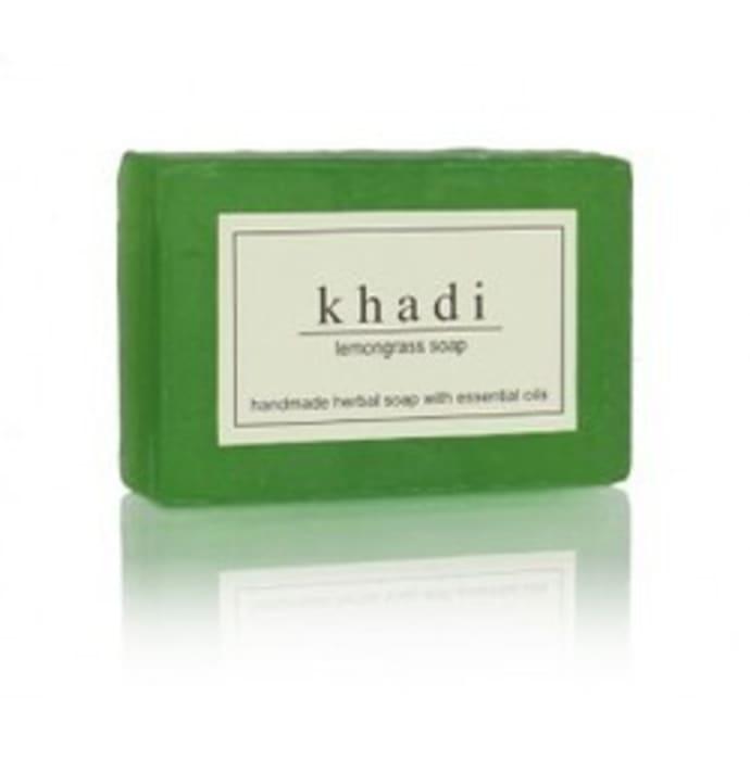 Khadi Herbal Lemon Grass Soap