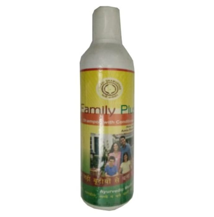 Khadi Herbal Family Plus Shampoo