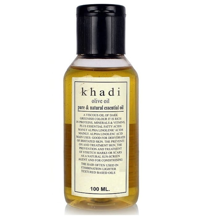 Khadi Herbal Olive Oil