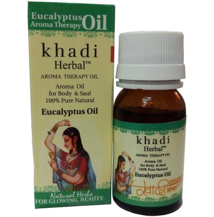 Khadi Herbal Eucalyptus Oil