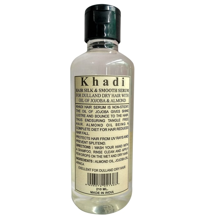 Khadi Herbal Hair Silk & Smooth Serum