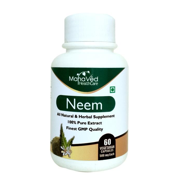 MahaVed Neem Vegetarian Capsule