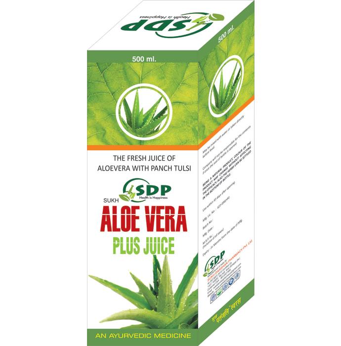 Sukh Aloe Vera Plus Juice