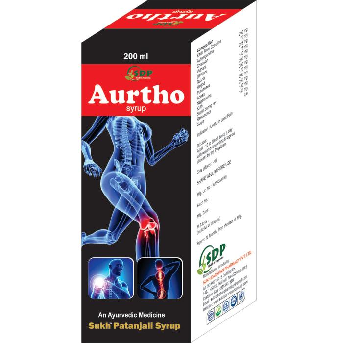 Sukh Aurtho Syrup