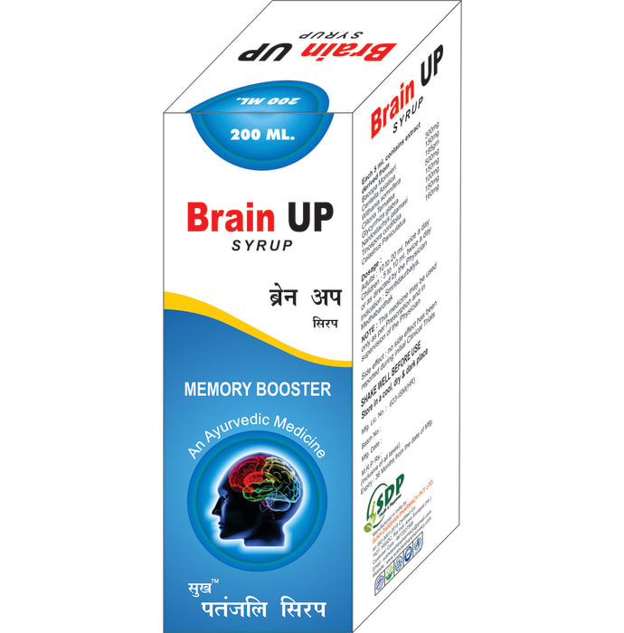 Sukh Brain Up Syrup