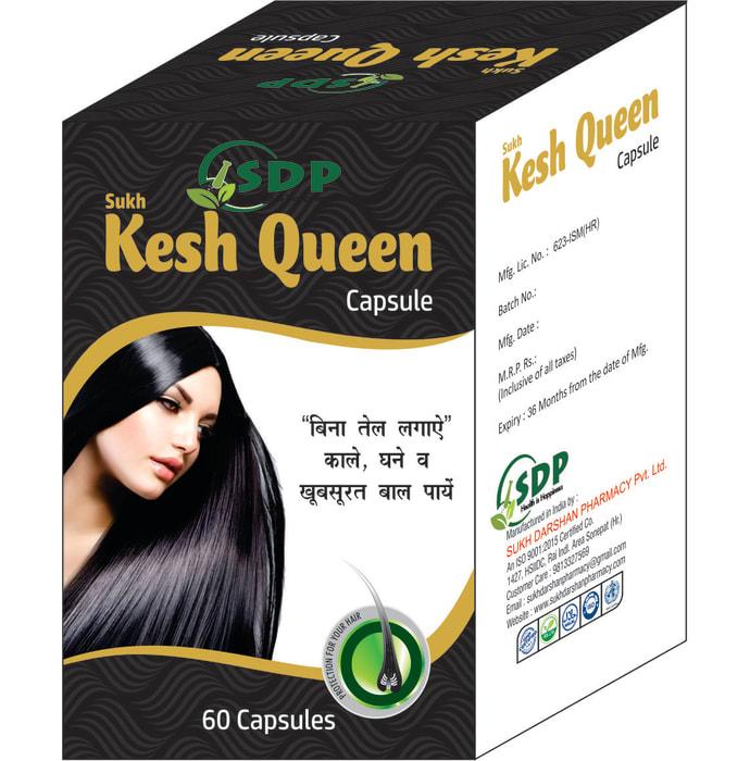 Sukh Kesh Queen Capsule