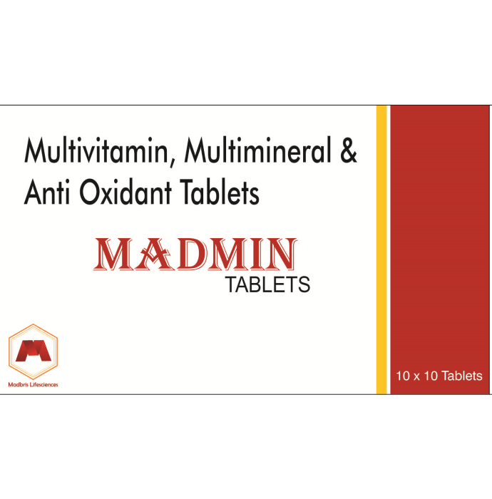 Madmin Tablet