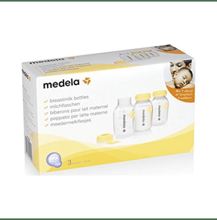 Medela Breast Milk Bottle Pack of 3