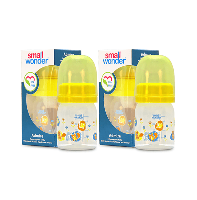 Small Wonder Admire Bottle Pack of 2